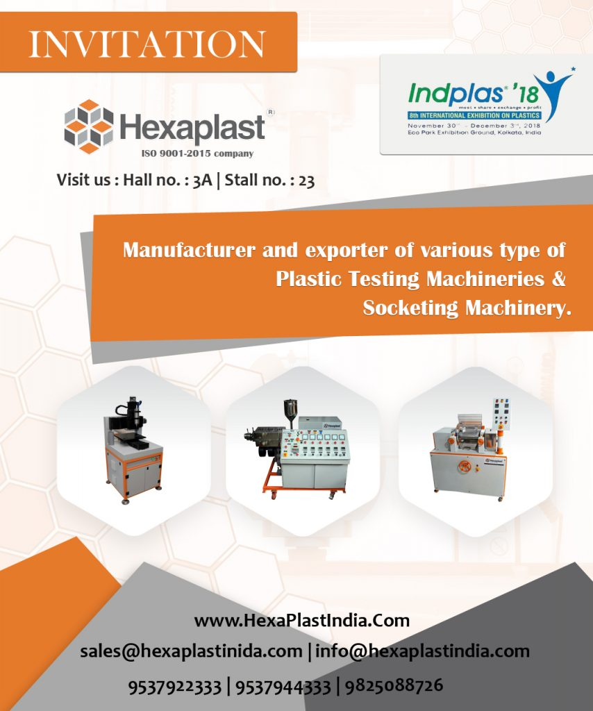 Events - Plastic Testing Machine Equipment, Polymer Testing